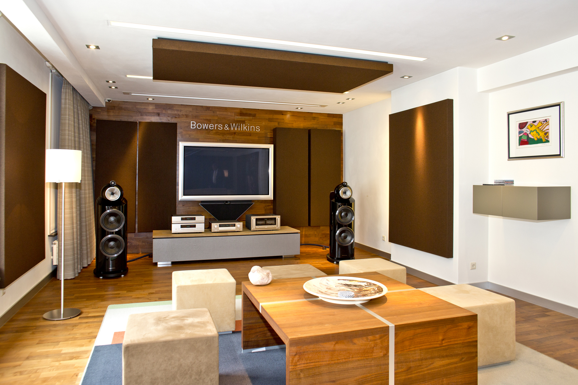 Bowers & Wilkins 800 Diamond room bij Poulissen in Roermond