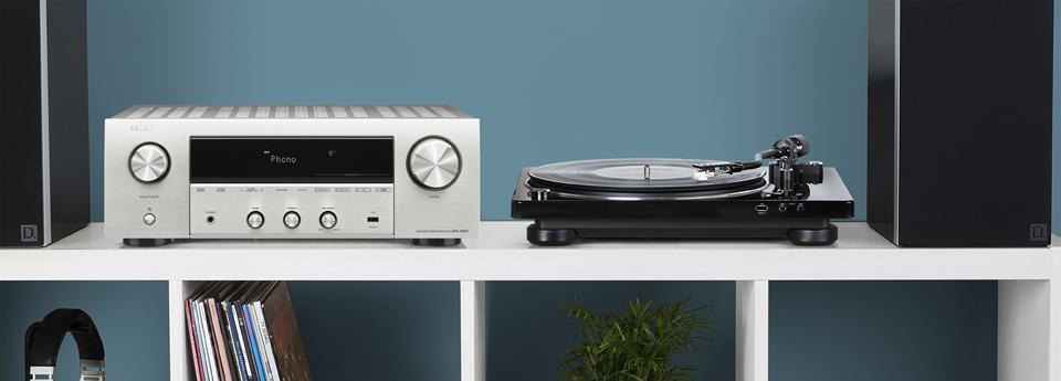 Denon introduceert de nieuwe DRA-800 Hi-Fi Stereo Network Receiver