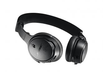 Bose on-ear wireless headphones