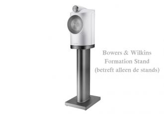 Bowers & Wilkins Formation stands