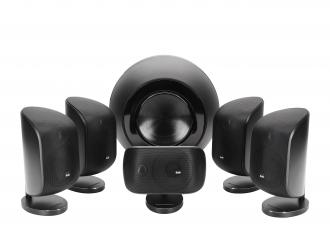 Bowers & Wilkins MT60D zwart