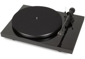 Pro-Ject Debut Carbon DC - 2M red element