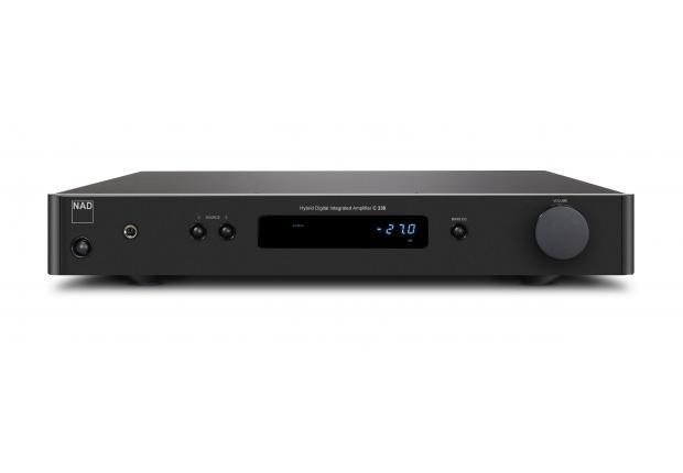 C 338 Hybrid Digital Integrated Amplifier