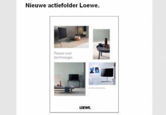 cd2c10814b8bcb Loewe actiefolder 16 jan t.e.m. 31 maart 2018. Loewe acties jan 2018